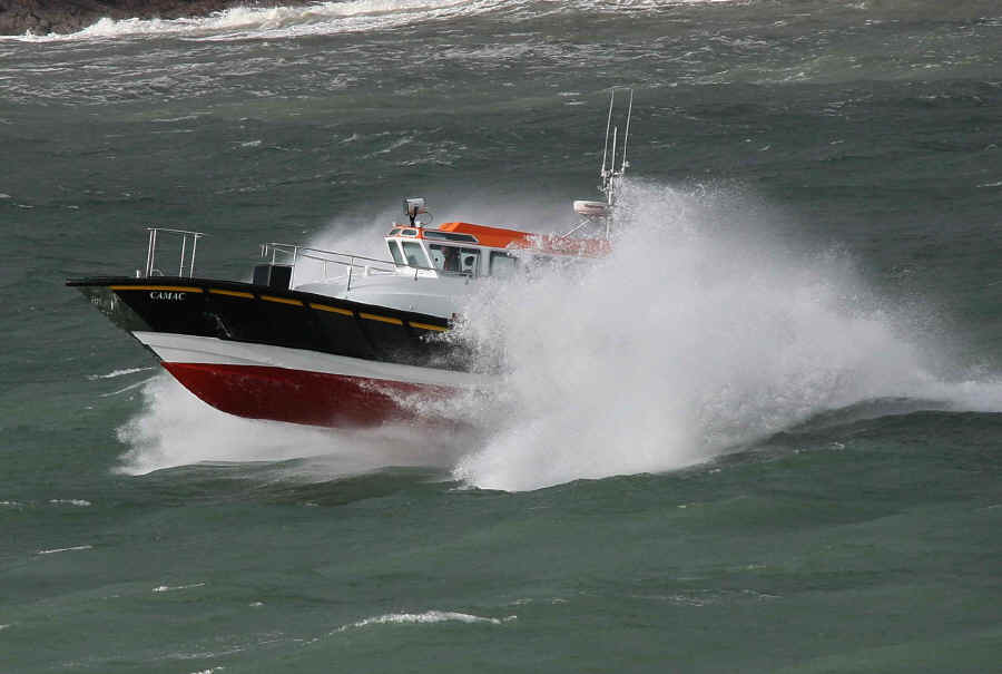 The Port Of Dublins New Pilot Boat